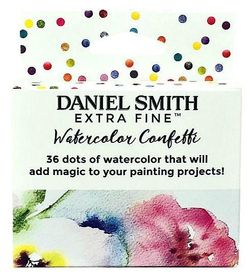 Daniel Smith - Watercolor Dots Card Sets - Confetti