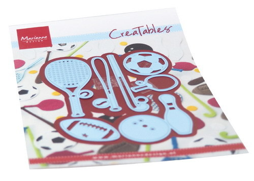 Marianne Design - Creatables - Sports