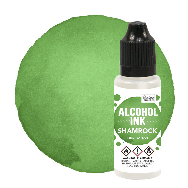 Couture Creations - Alcohol Inkt - Botanical / Shamrock (12mL | 0.4fl oz)