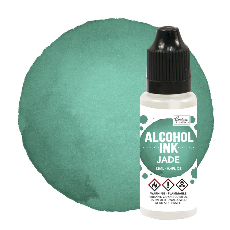 Couture Creations - Alcohol Inkt - Bottle / Jade (12mL | 0.4fl oz)