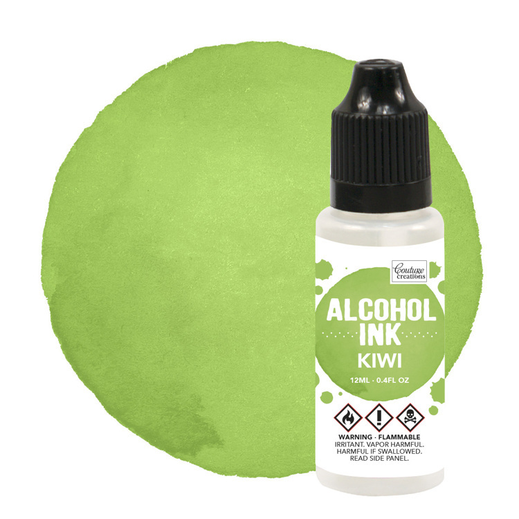 Couture Creations - Alcohol Inkt - Limeade / Kiwi (12mL | 0.4fl oz)