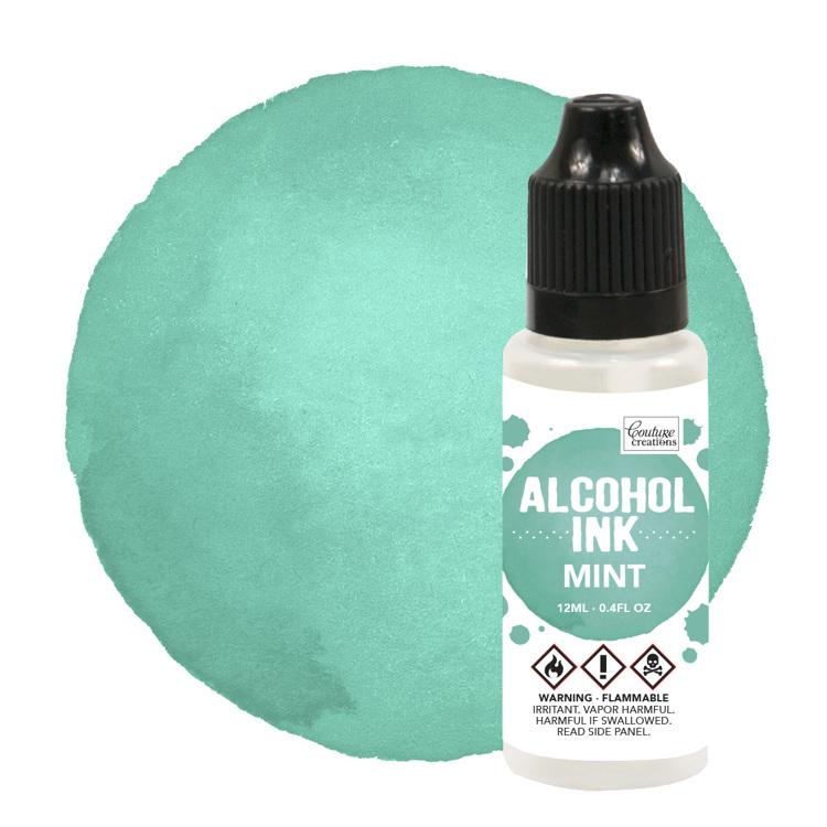 Couture Creations - Alcohol Inkt - Pistachio / Mint (12mL | 0.4fl oz)