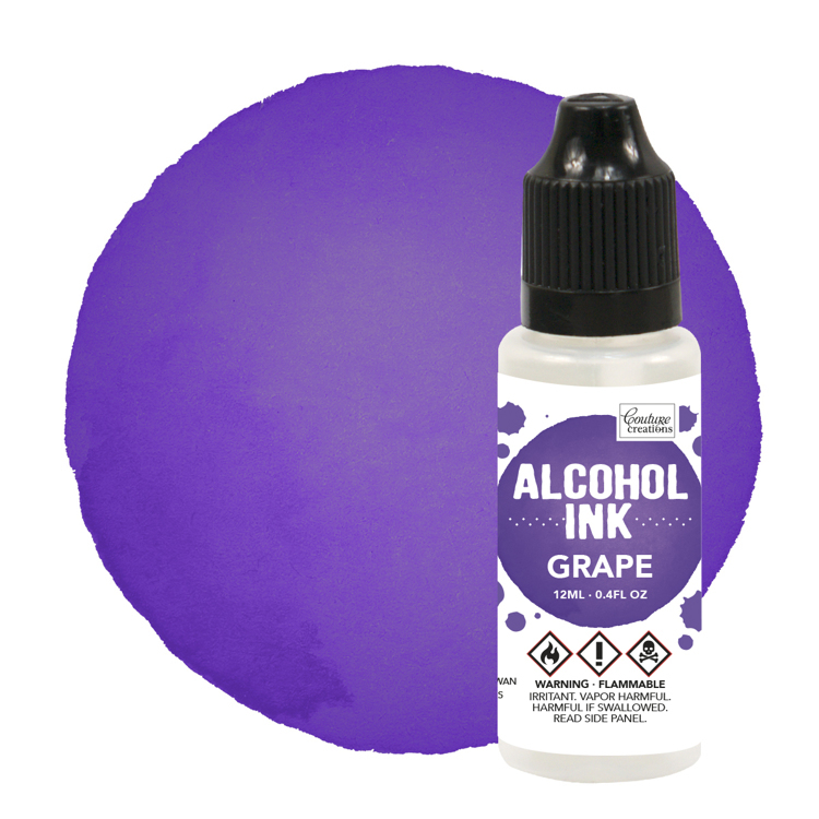 Couture Creations - Alcohol Inkt - Purple Twilight / Grape (12mL | 0.4fl oz)