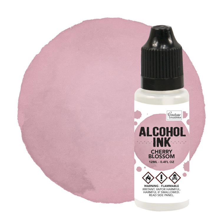 Couture Creations - Alcohol Inkt - Salmon / Cherry Blossom (12mL | 0.4fl oz)