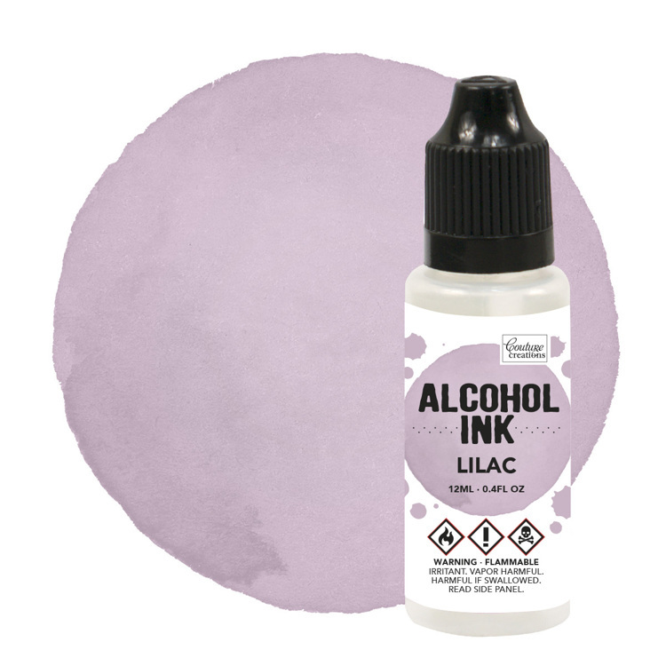 Couture Creations - Alcohol Inkt - Shell Pink / Lilac (12mL | 0.4fl oz)