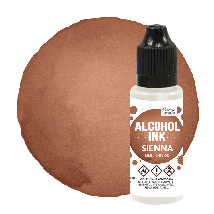 Couture Creations - Alcohol Inkt - Teakwood / Sienna (12mL | 0.4fl oz)