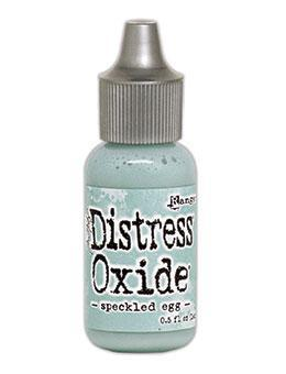 PRE-ORDER 5 - Distress Oxide Inkt Refill - Speckled Egg