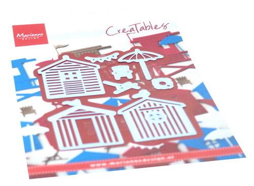 Marianne Design - Creatables - Beach Houses set