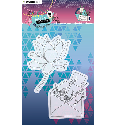 Studio Light - Happy Moments - Clear Stamp STAMPHM459