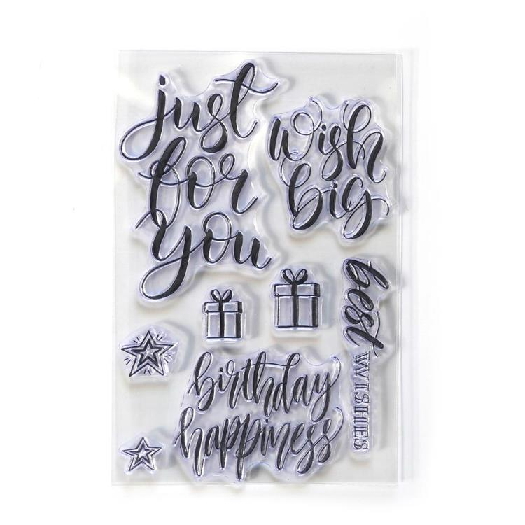 Elizabeth Craft Design - Clearstamp - For You