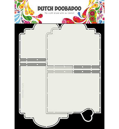 Dutch Doobadoo - Dutch Card Art - Mini album set