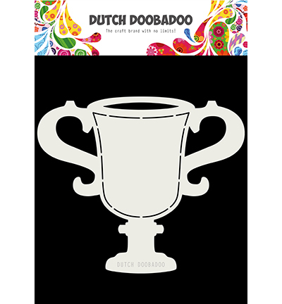 Dutch Doobadoo - Dutch Card Art - Cup