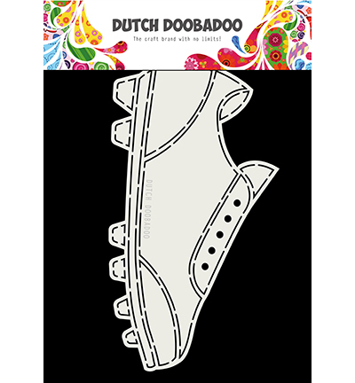 Dutch Doobadoo - Dutch Card Art -  Soccer