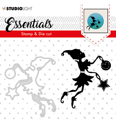 Studio Light - Stamp & Die Cut Essentials - A6 BASICSDC44