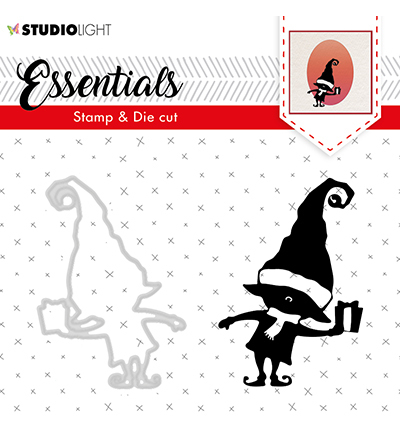 Studio Light - Stamp & Die Cut Essentials - A6 BASICSDC46