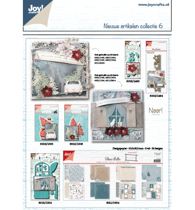 Joy! Crafts - Joy! News Collection 6