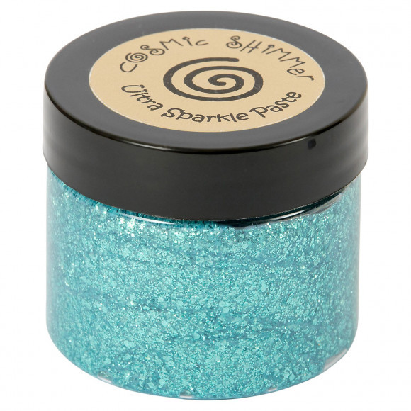 Cosmic Shimmer - Ultra Sparkle Paste - Ocean