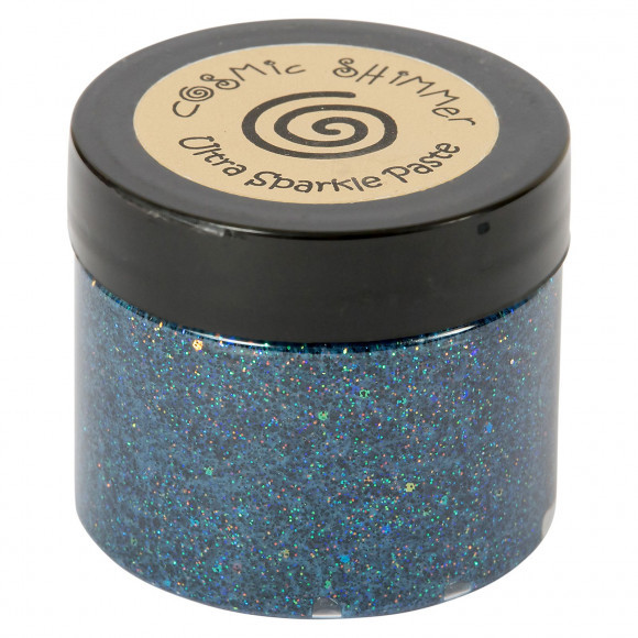 Cosmic Shimmer - Ultra Sparkle Paste - Midnight sparkle