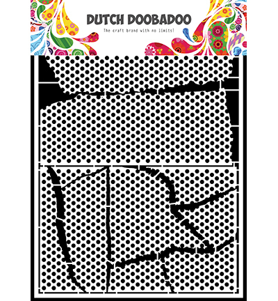 Dutch Doobadoo - Dutch Paper Art - Stuc Tape