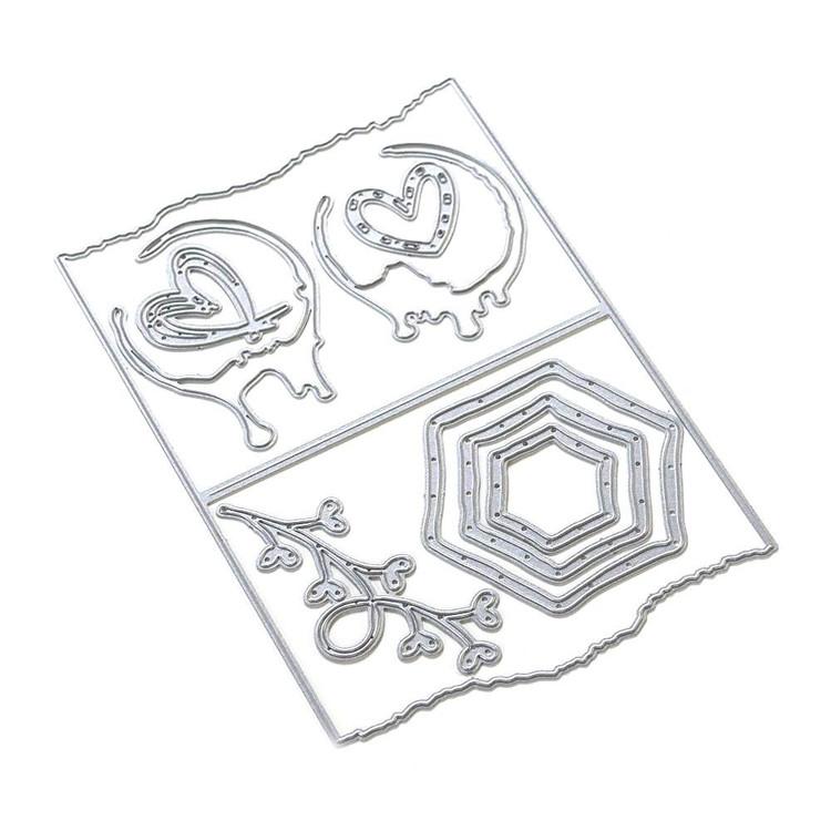 Elizabeth Craft Design - Traveler's Notebook Collection - Decorative Insert