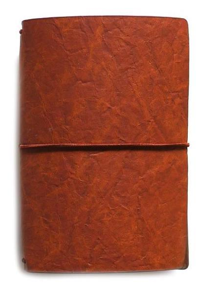 Elizabeth Craft Design - Traveler's Notebook Collection - Vintage Brown Traveler's Notebook