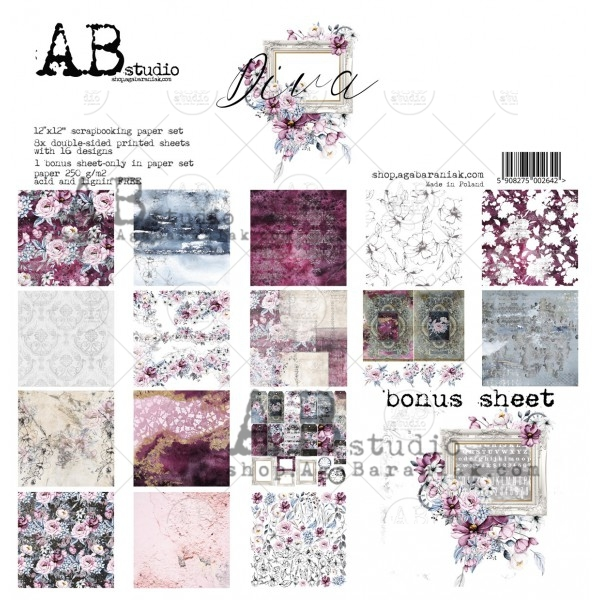 Collection Kit - AB Studio - Diva