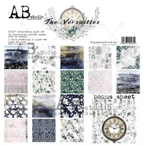 Collection Kit - AB Studio - The Versailles