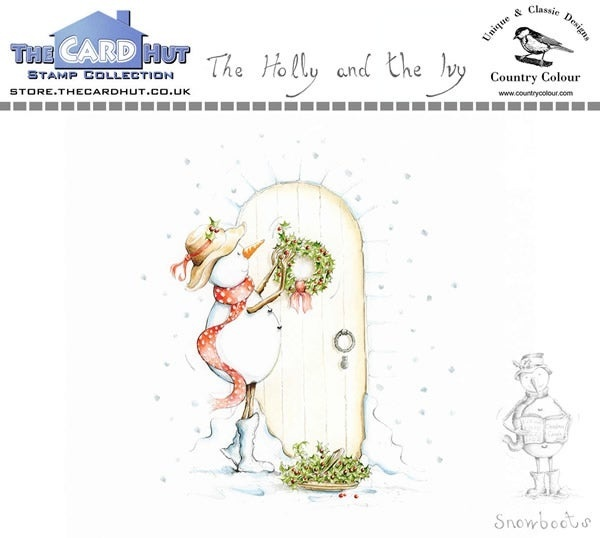 The Card Hut - Snowboots: The Holly and the Ivy