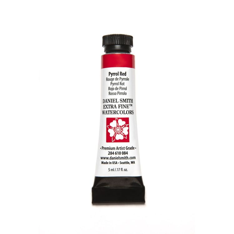 Daniel Smith - Extra fine watercolors - Tube 5ml - Pyrrol Red