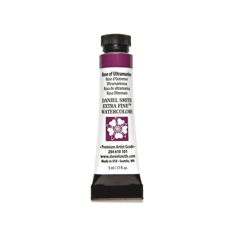 Daniel Smith - Extra fine watercolors - Tube 5ml - Rose of Ultramarine