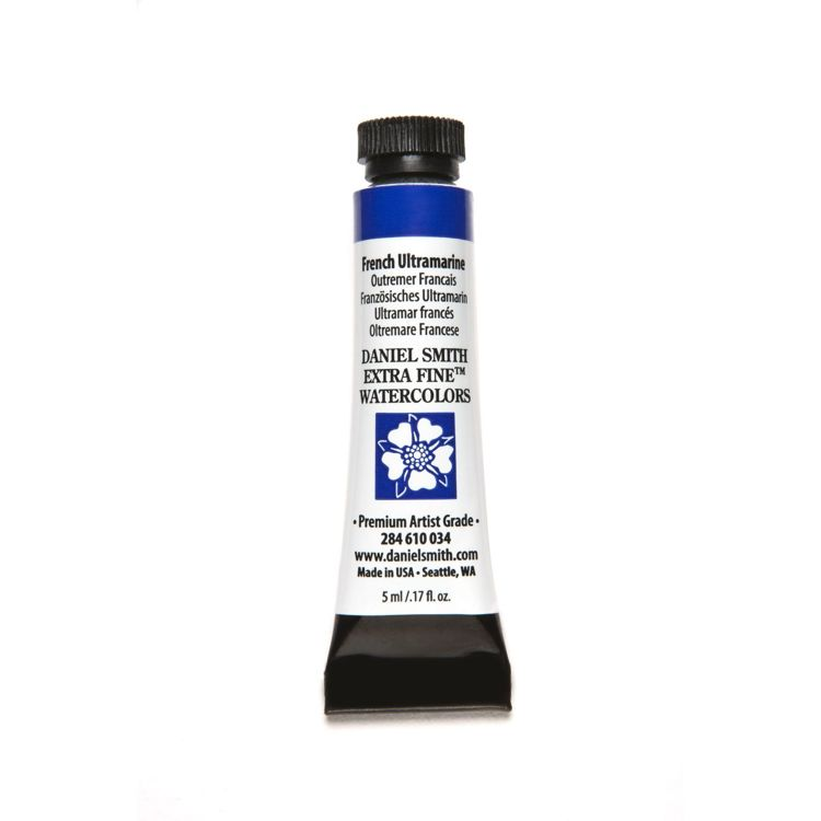Daniel Smith - Extra fine watercolors - Tube 5ml - French Ultramarine