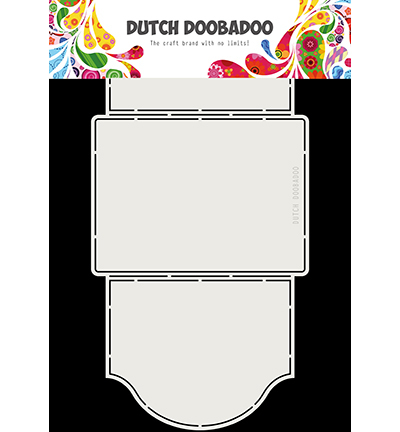 Dutch Doobadoo - Dutch Card Art - Miranda