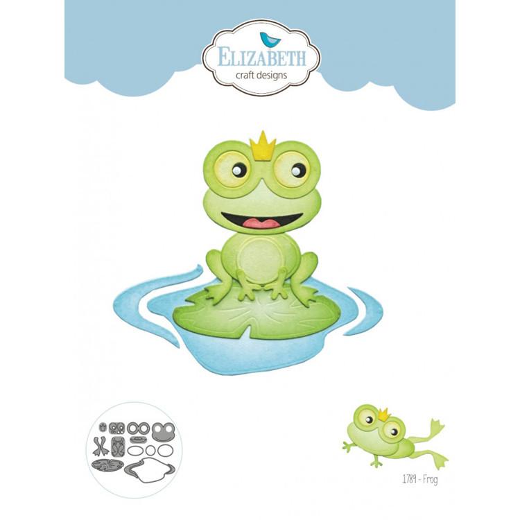 Elizabeth Craft Design - Storybook Collection - Frog