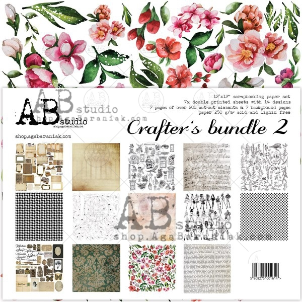 Collection Kit - AB Studio - Crafter's Bundle 2