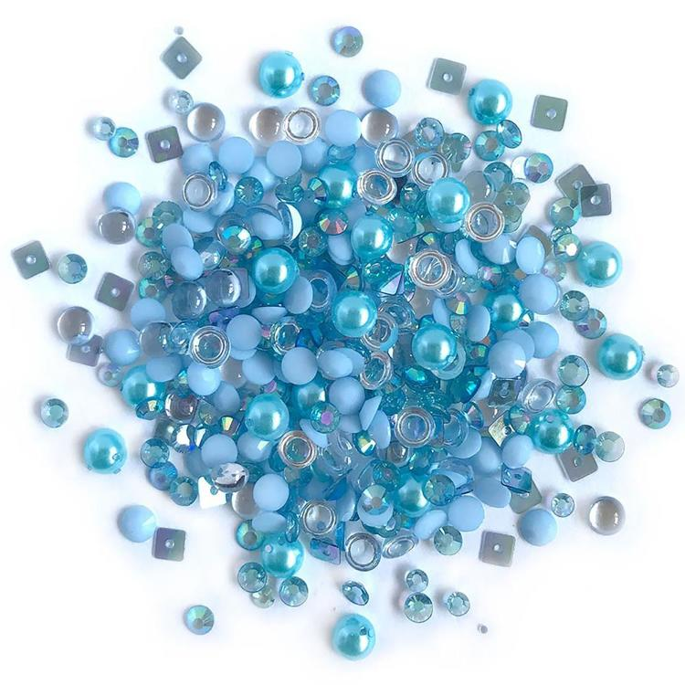 Sparkletz - Embellishment Pack 10g - Ocean Waves