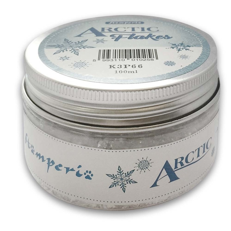 Stamperia - Artic Flakes -