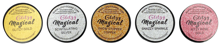 Lindy's Gang - Magicals - Glitzy Magicals