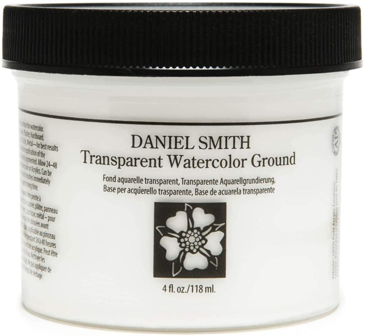 Daniel Smith - Watercolor Ground - Transparant (118ml)