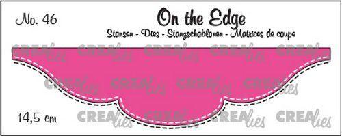 Stansmal Crealies - On the Edge - no 46