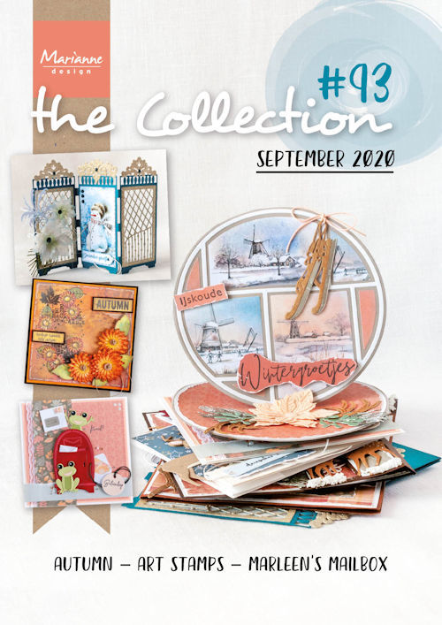 Marianne Design - The Collection #93