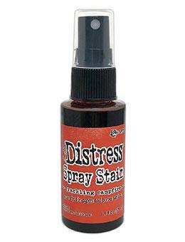 Distress Stain Spray - Crackling Campfire