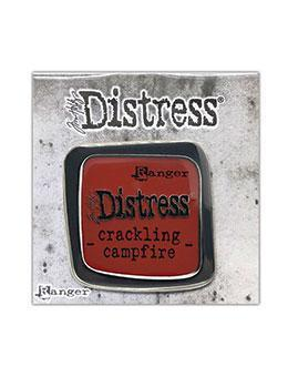 Tim Holtz - Distress® Enamel Pin  - Crackling Campfire