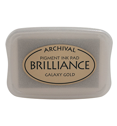 Brilliance - Archival Inkt - Galaxy Gold