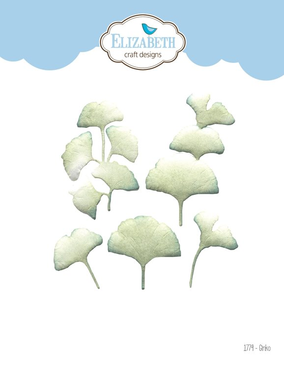 Elizabeth Craft Design - The Paper Flower Collection - Ginko