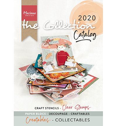 Marianne Design - The Collection Catalog 2020