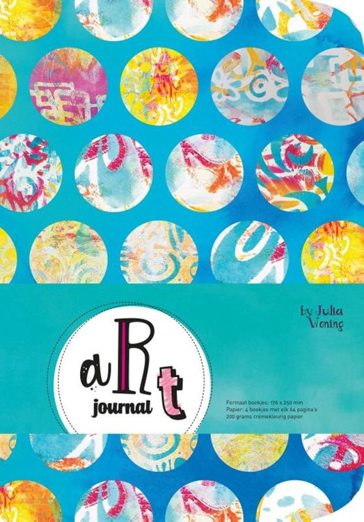 Art Journal (176 x 250mm) by Julia Woning
