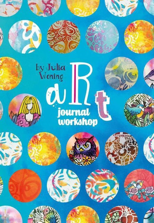 Art Journal Workshop - by Julia Woning