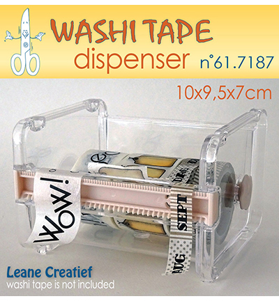 Leane Creatief - Washi Tape - Dispencer