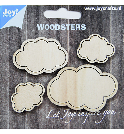 Joy! Crafts - Woodsters Clouds