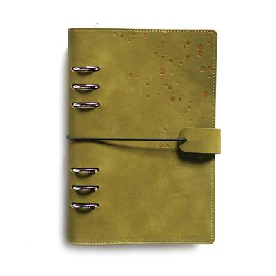 Elizabeth Craft Designs - Planner 12 - Olive with Gold Splatter
